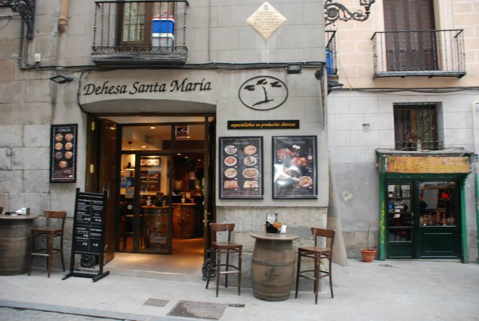 Dehesa santa mar a en la plaza de san gin s los mejores - Madrid sitios con encanto ...