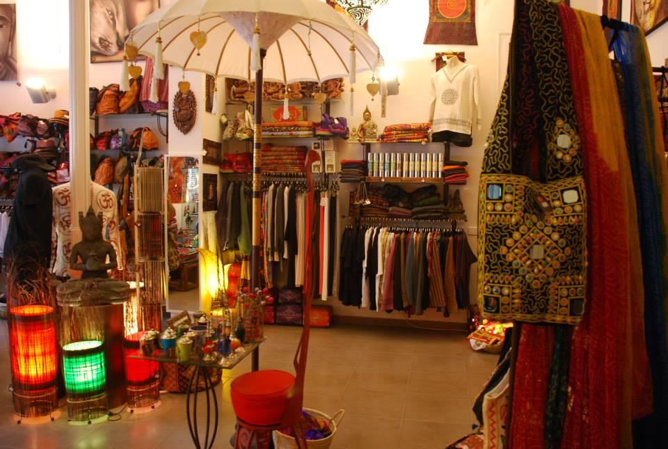 Kandara decoraci n moda y complementos en malasa a los - Madrid sitios con encanto ...